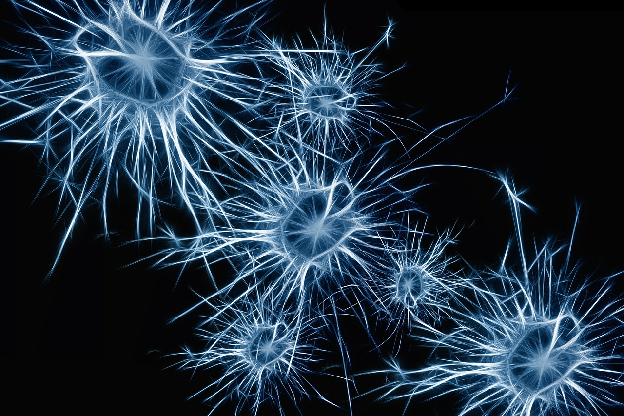blue neurons als treatment